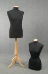 4887 manichini uomo donna sartoriali cucito confezione abiti