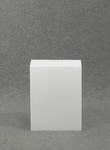4917 cubo parallelepipedo bianco ghiaccio espositore