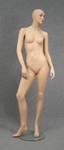 4962 manichino donna realistico tratti orientali pelle chiara