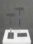 4982 espositori circolari metallo cappelli oggetti vetrine fiere musei