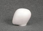 5050 testa astratta uovo precolorata ragazzo bambino esposizione