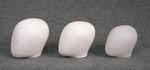 5053 teste bambino ragazzo astratte uovo precolorate esposizione