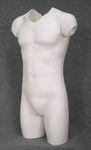 5558 torso uomo taglio o spalline applicabili removibili