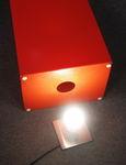6068 spiegazione cubo luminoso faidate diy luce lampada espositore