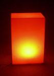 6069 come fare cubo luminoso faidate diy lampada arredamento