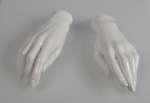 710 per manichino donna mani stilizzate