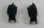 718 mani stilizzati donna laccato lucido per manichino