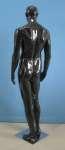730 base metallo manichino stilizzato uomo