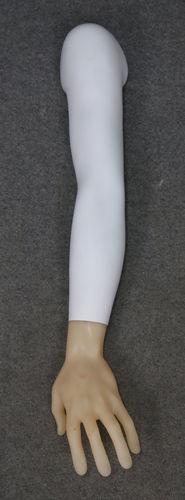 001 BRACCIO 62U - Braccio usato con mano da uomo