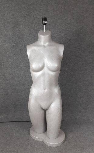 001 LAMPADA CORPO DONNA BUSTO 10BST - Lampada busto a forma di donna