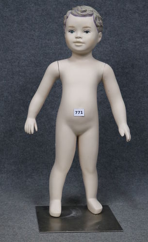 001 MANICHINI 771B - Manichino usato bambino