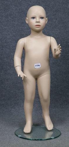 001 MANICHINI 776B - Manichino usato bambino