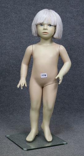 001 MANICHINI 778B - Manichino usato bambino