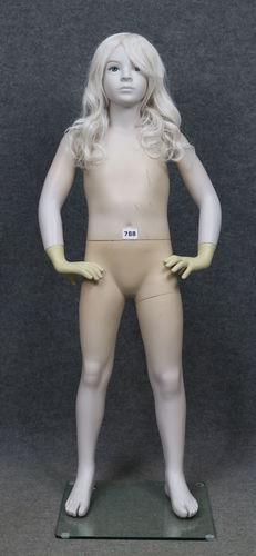 001 MANICHINI 788B - Manichino usato bambina