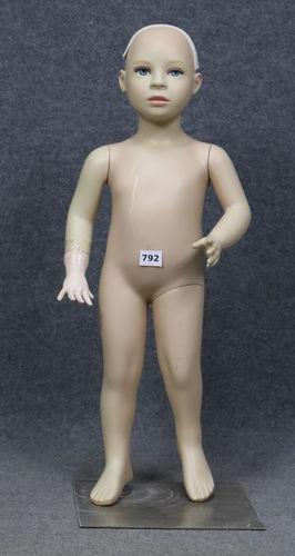 001 MANICHINI 792B - Manichino usato bambino