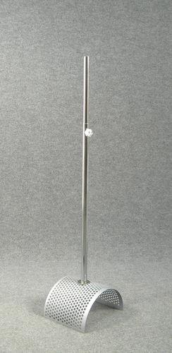 001 SC0116 - Base ricurva in metallo usata