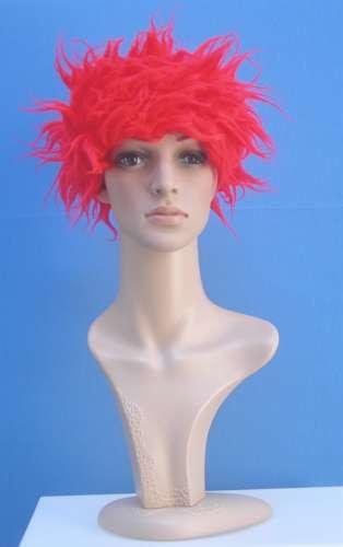001 SC0135 - Parrucca rossa
