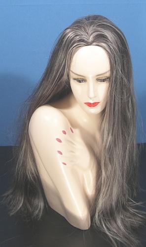 001 STREGA GR - Parrucca da donna