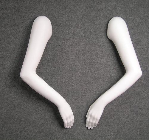 011 BRACCIA DP - Coppia di braccia piegate da donna