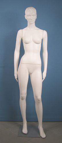 011 BRENDA USATO LA - Manichino in plastica donna usato