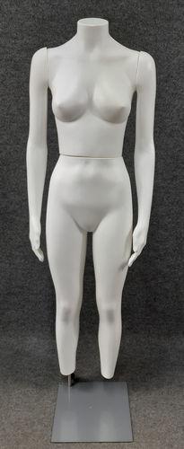 011 DONNA 005 GAMBE TAGLIATE BASE - Manichino donna con gambe tagliate con base