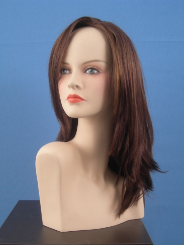 011 FW09 - Parrucca per manichino da donna.