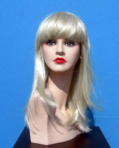011 FW CORTINA - Parrucca per manichino da donna.