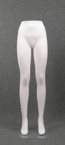 011 GAMBE DONNA 005 - Gambe da donna per manichino con base