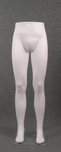 011 GAMBE UOMO 006 - Gambe da uomo per manichino con base