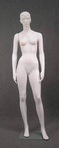 011 NOLEGGIO BRENDA LA - Manichino Noleggio donna bianco latte
