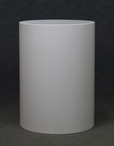 012 CILINDRO 70 - Base cilindrica H cm.70 in plastica