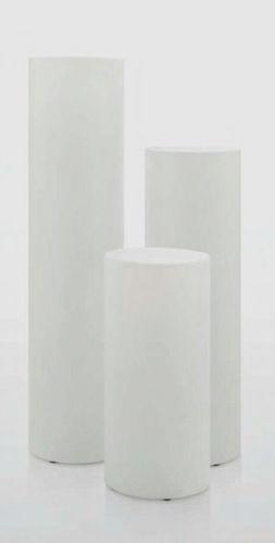 012 CILINDRO MUSHROOM170 - Cilindro mushroom H cm.170 in plastica