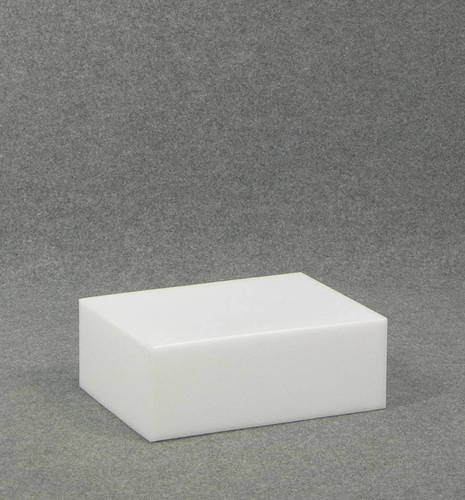 012 CUBO15 - Cubo display H cm.15 in plastica