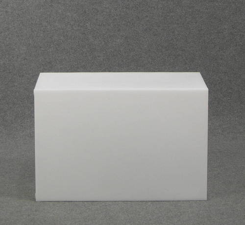 012 CUBO30 - Cubo display H cm.30 in plastica