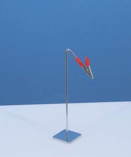 012 PP20CH - Astina portacartellino in filo 20 cm
