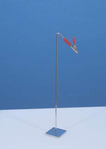 012 PP30CH - Astina portacartellino in filo 30 cm