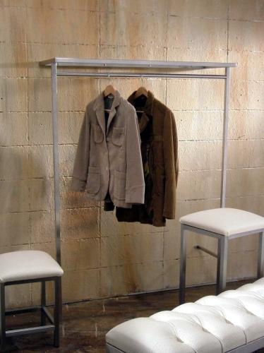 012 STENDER A MURO JALOPYCH - Stender a muro (ripiani in vetro non forniti)