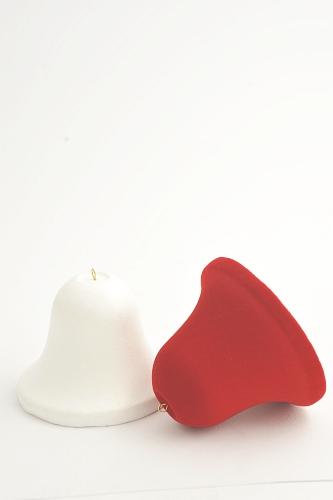 015 185 CAMPANA BOX - Confezione campana in polistirolo floccato 70pz.
