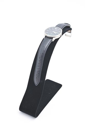 015 40 ESPOSITORE BOX - Confezione espositore alluminio floccato o verniciato per bracciali e orologi 20pz.