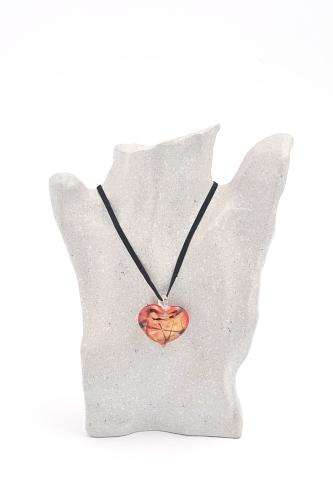 015 631 BUSTO BOX - Confezione busto floccato o verniciato in plastica con elastico 18pz.