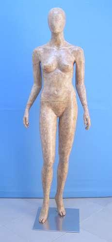 018 MD EGGD D ART - Manichino stilizzato per abbigliamento da donna