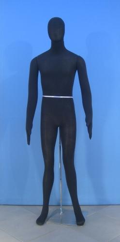 018 MU FLEX U NE - Manichino flessibile uomo