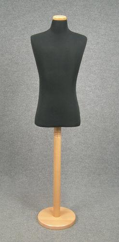 018 SARTORIA RAGAZZO NE TOLE - Busto sartoria ragazzo completo di base