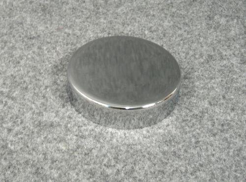 018 TAPPO MET BORDATO - Tappo metallo bordato