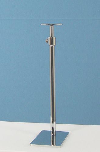 022 BASE CROMATA - Base cromata con astina telescopica