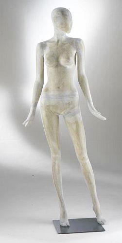 025 ALIX 11 RAW - manichino stilizzato per abbigliamento da donna
