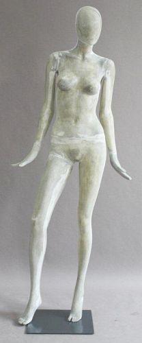 025 ALIX 12 RAW - manichino stilizzato per abbigliamento da donna