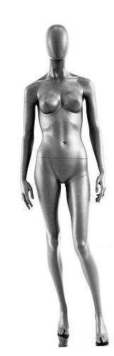 025 MANICHINO DEG P 06V - manichino stilizzato per abbigliamento da donna
