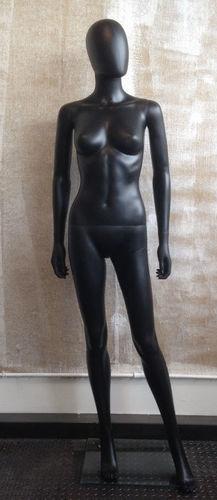 025 MANICHINO DONNA SFH1 - manichino stilizzato per abbigliamento da donna in plastica