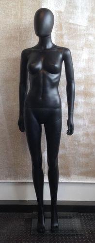 025 MANICHINO DONNA SFH6 - manichino stilizzato per abbigliamento da donna in plastica